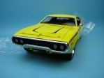 Plymouth Satellite Dukes of Hazzard yellow 1:18 Ertl Auto World